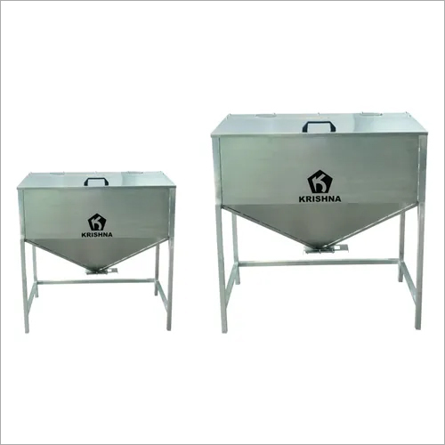 Metal Storage Bins