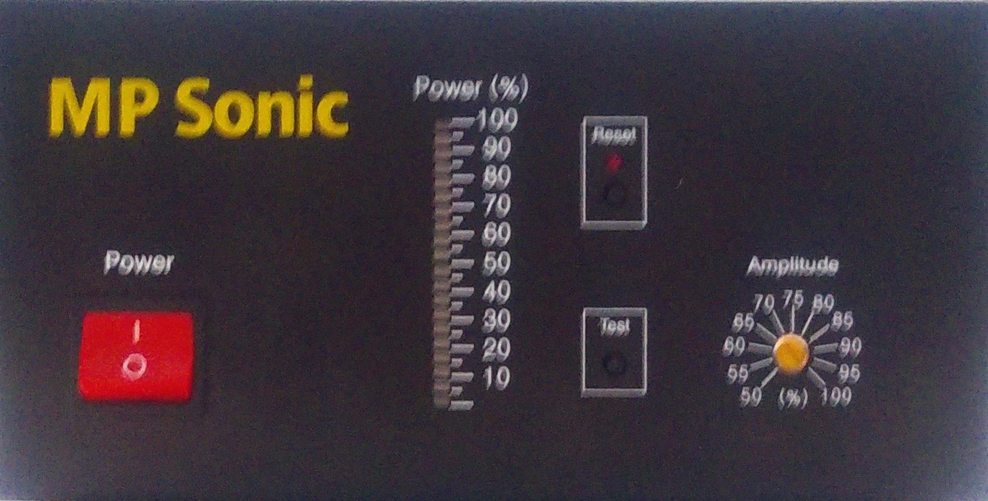 40K 800W Handheld Ultrasonic Welder