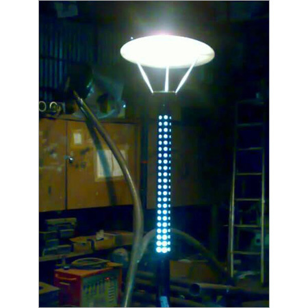 Decorative Outdoor Lighting Pole