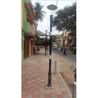 Cast Iron Street Lighting Pole