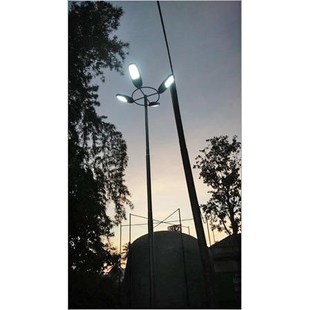 MS Mini High Mast Lighting Pole
