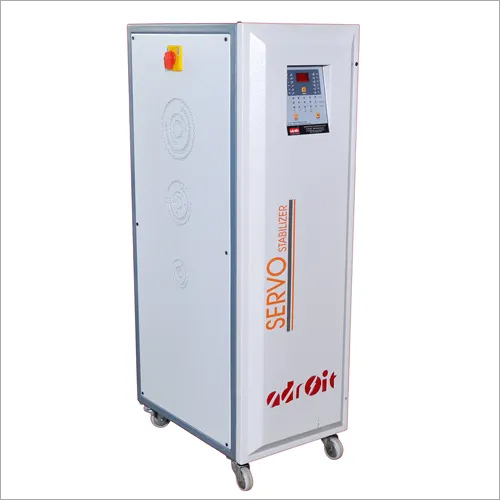 Servo Voltage Stabilizer Ranges