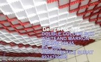 Tent fabric ceiling