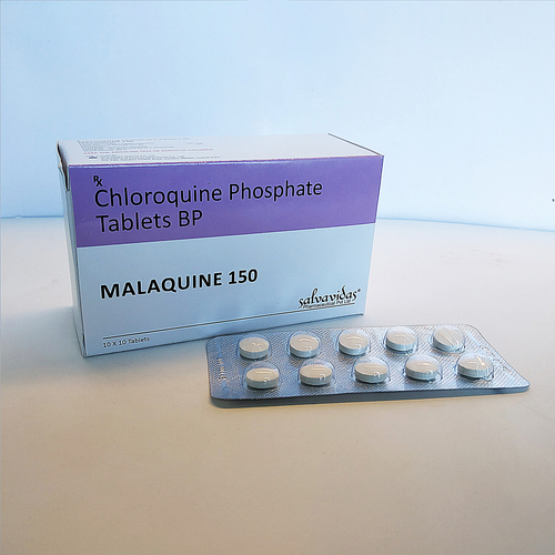 An Antimalarial Drug Also Used to Treat Autoimmune Diseases