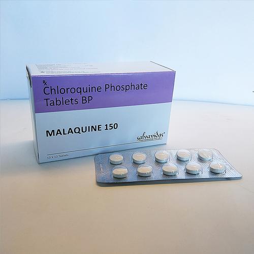 Chloroquine Phosphate Tablet Manufacturer Exporter