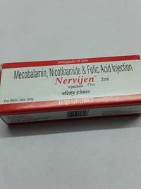 Mecobalamin Nicotinamide Folic Acid injection