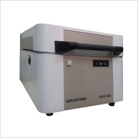 Goldstark XGM-550 Gold Testing Machine
