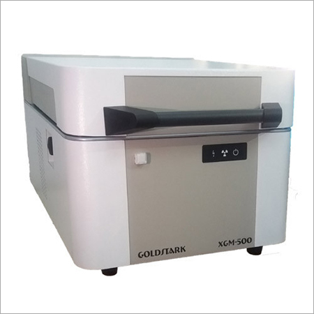 Goldstark XGM-500 Gold Testing Machine