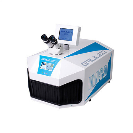 Gold Laser Welding Machine
