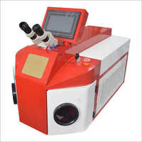 Eco Gold Laser Welding Machine