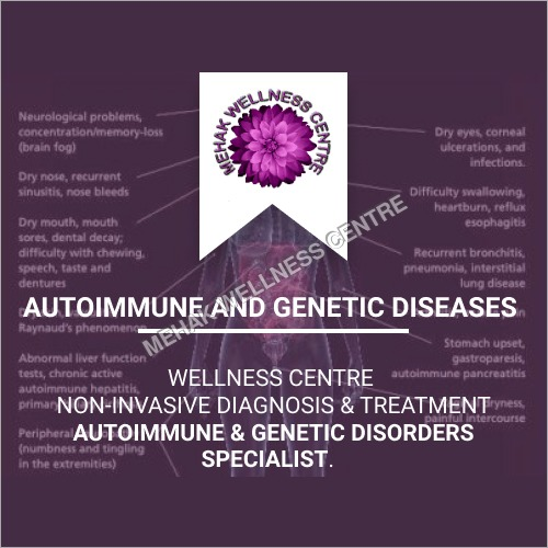 Genetic Diseases Treatment