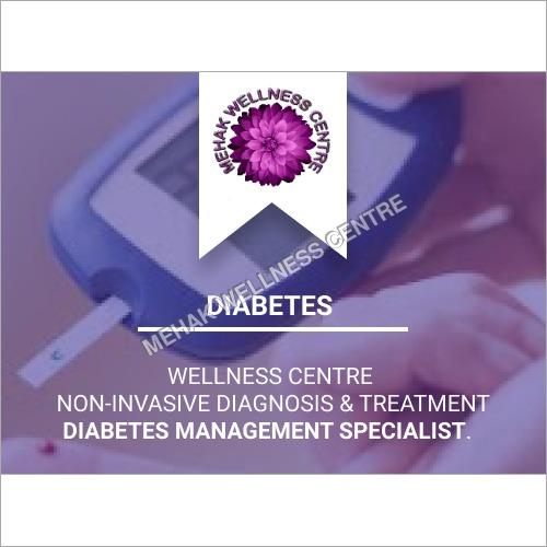 Diabetes Non Invasive Diagnosis & Treatment