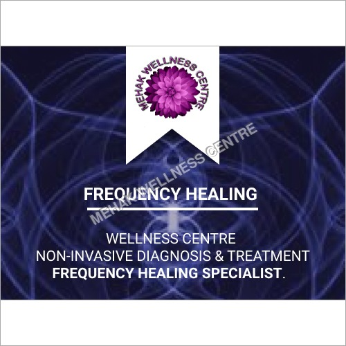 Frequency Healing Treatment