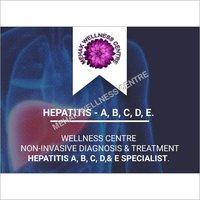Hepatitis ABCD&E - Diagnosis & Treatment