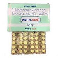 Byclomine, Bentyl, Meftal-Spas
