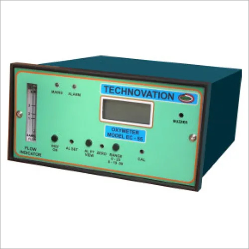 EC-55 Oxygen Analyzer