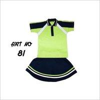 Girls School Uniform Skirt