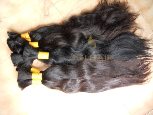 Temple Bulk Hair