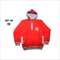 Uniform Hooded Sweatshirt