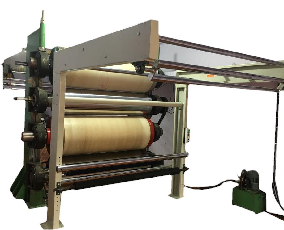Five Bowl Calendering Machine