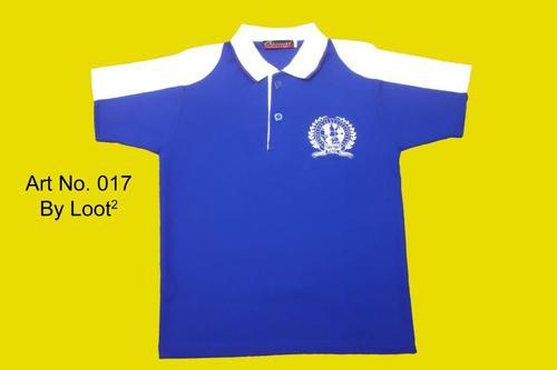 Customized Polo Kids School T-Shirt