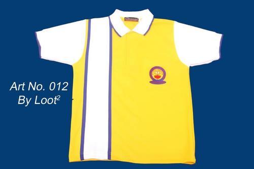 Printed School T Shirt