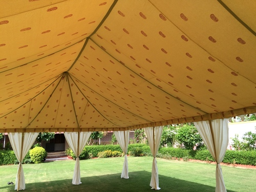 decorative tent