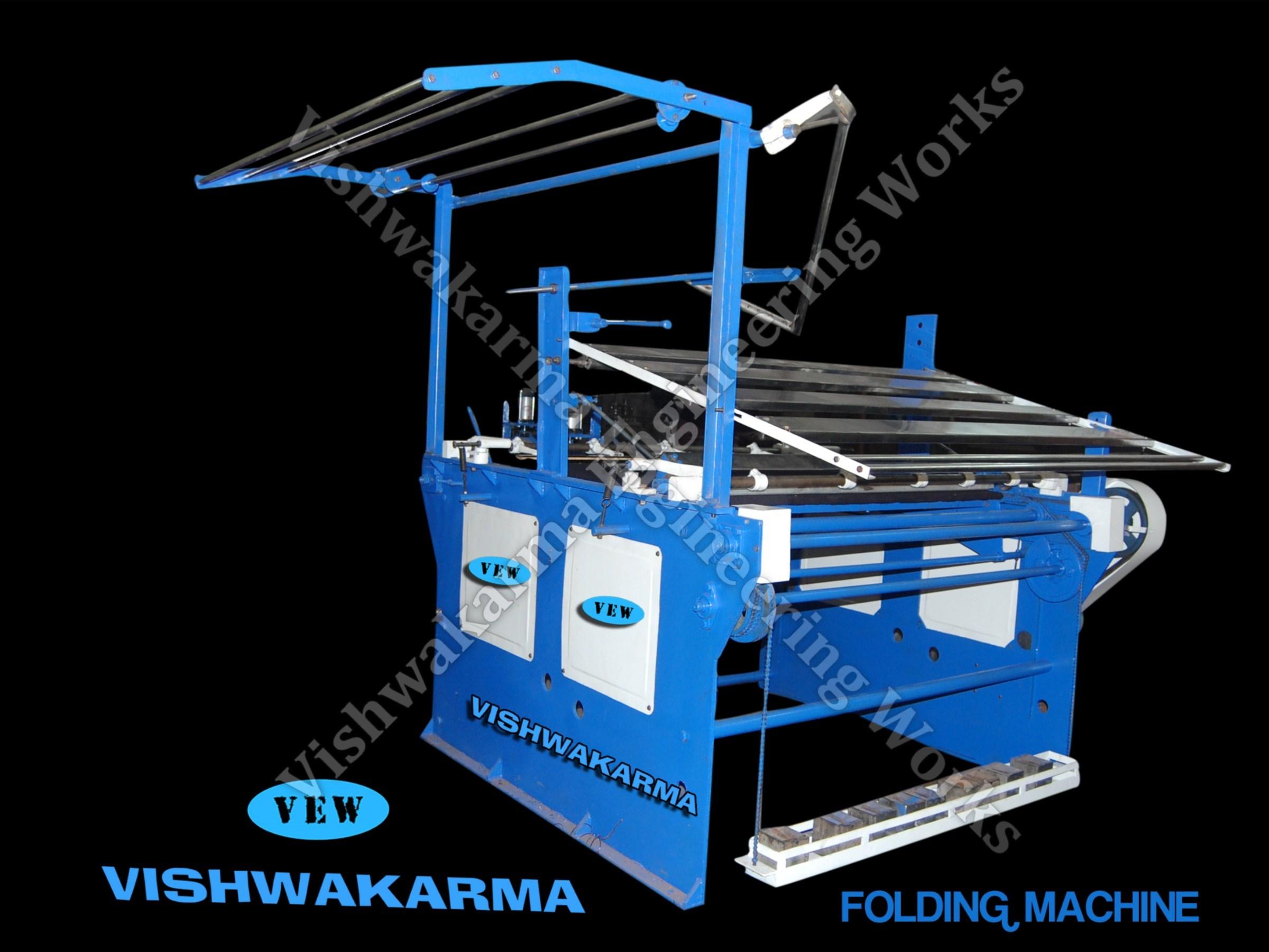 Fabric Folding Machines