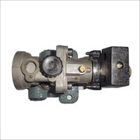 Magnet Valve With Pipe Bracket (3 Way) Normally Closed Type  Nw- 10C  Electric