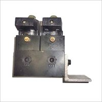 Sanding Magnet Valve With Bracket Type RV-005