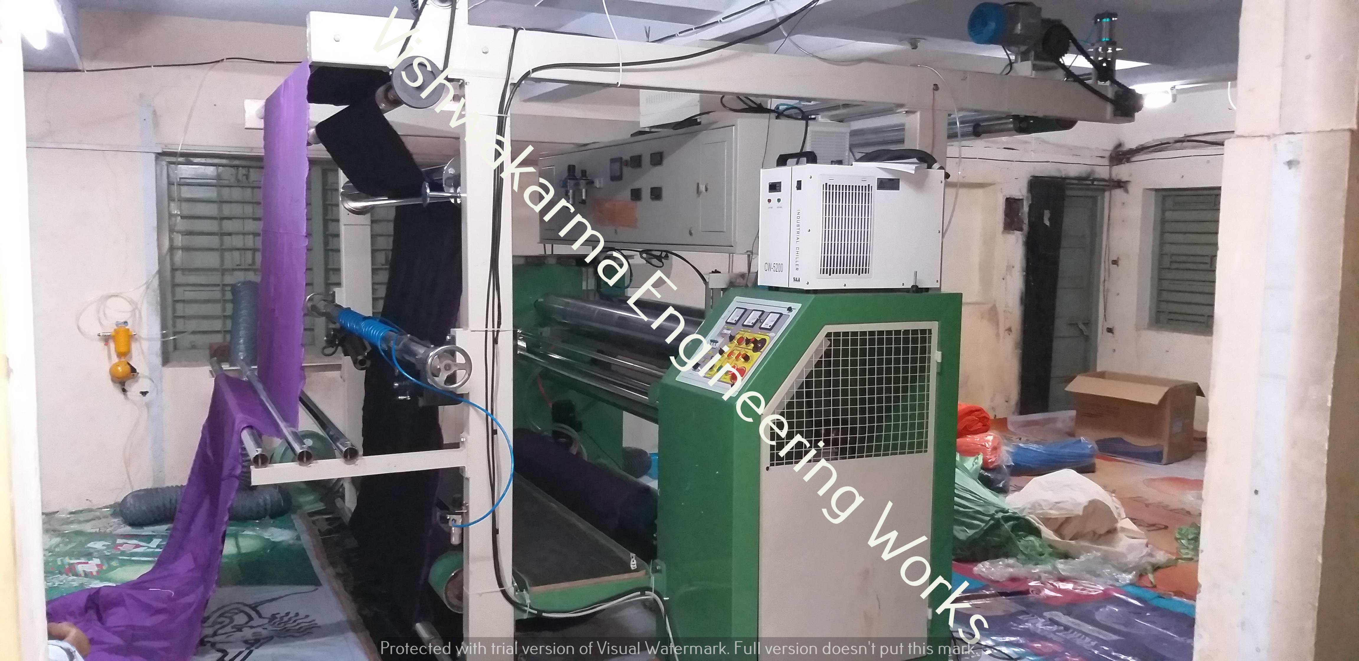 Ultrasonic Border Cutting Machine