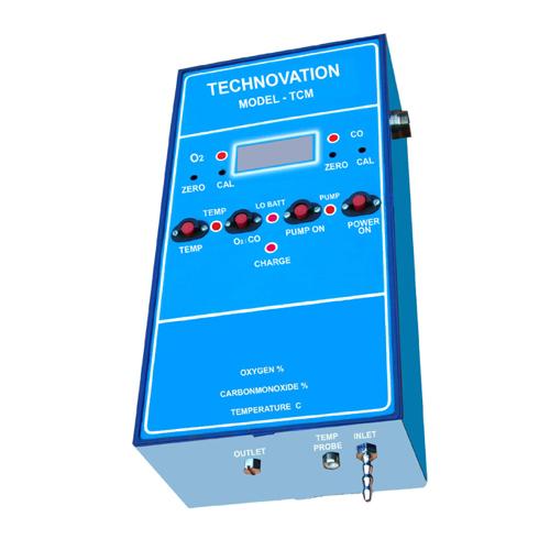 Temprature Fuel Gas Monitor