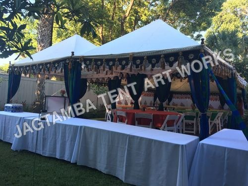 Decorative Resort Tent