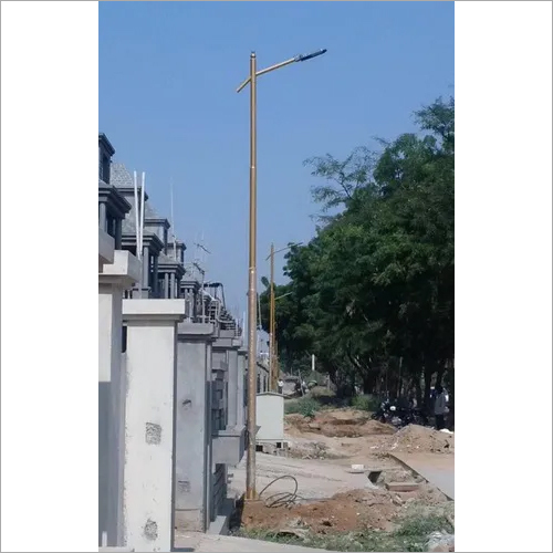BSP-2 Street Light Pole