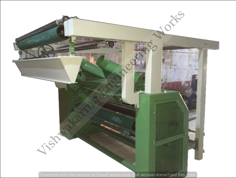 Dhaga Cutting Shearing Machine