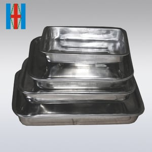 SS Surgical Trays