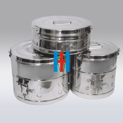 SS Seamless Dressing Drum