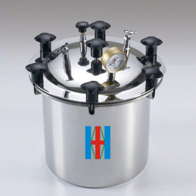 Seamless Single Drum Autoclave