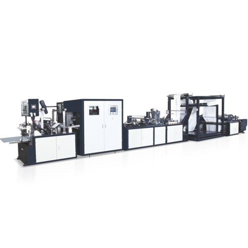 STPL-DC600-800 Nonwoven Bag Making Machine