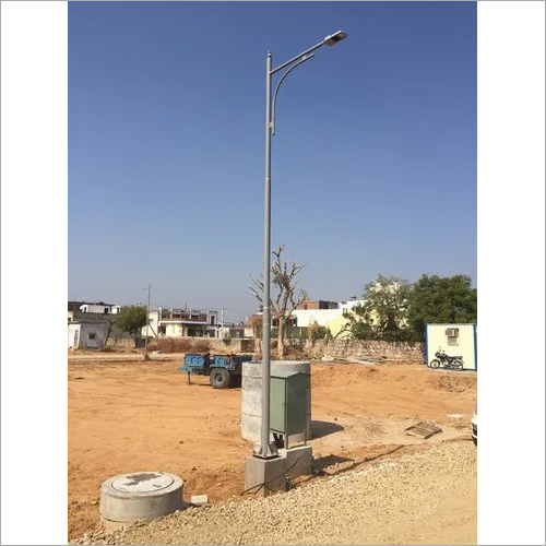 BSP-4 Street Light Pole