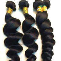 Water Wave Extension Human Hair