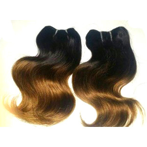 Two Tone Extension Human Hair