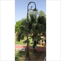 BP-15 Cast Iron Lamp Post