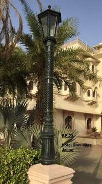 BP-23 Cast Iron Pole