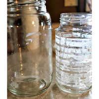 Food Glass Jar