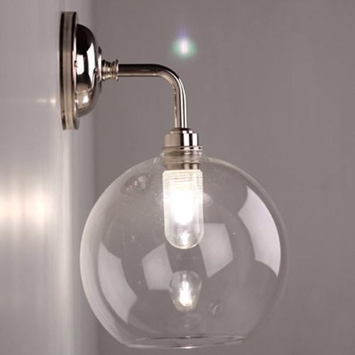 Glass Decorative Wall Light