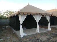 Resort tent exporter