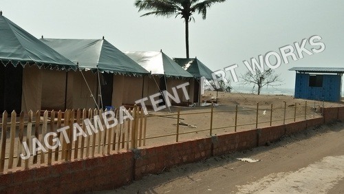 Decorative Resort Tent India