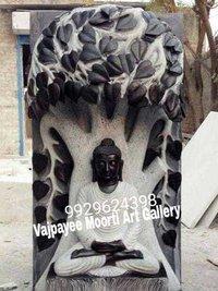 Buddha Marble Murti
