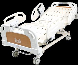 Electric Hospital ICU Bed